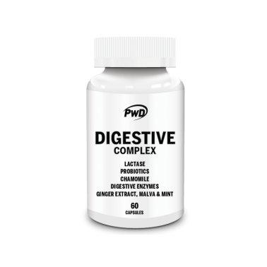 Digestive Complex PWD Nutrition, 60 cap.