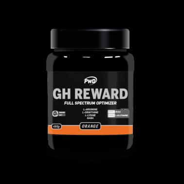 GH Reward Sabor Naranja PWD Nutrition, 480 gr.