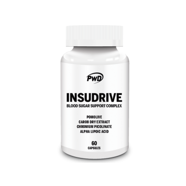 Insudrive PWD Nutrition, 60 cap.