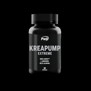 Kreapump Extreme PWD Nutrition, 90 megacaps.