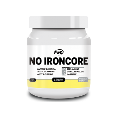 N.O. Ironcode Limón PWD Nutrition
