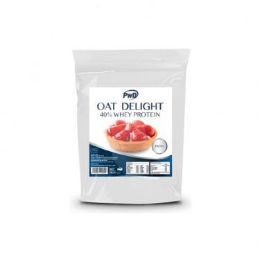 Oat Delight 40% Whey Protein Fresa PWD Nutrition
