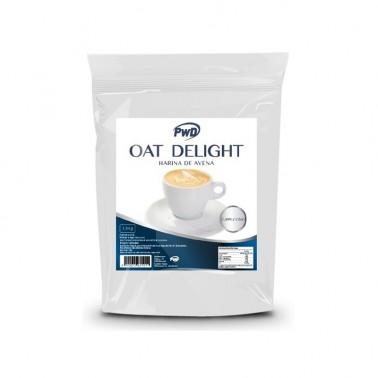 Oat Delight Capuchino PWD Nutrition, 1,5 Kg