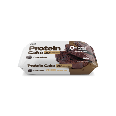 Protein Cake Chocolate PWD Nutrition, 400 gr.