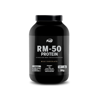 RM-50 Protein Chocolate PWD Nutrition