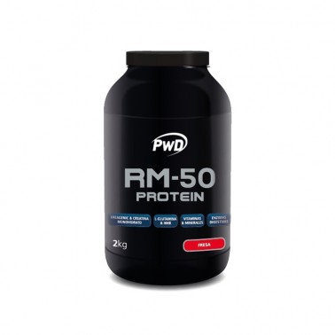 RM-50 Protein Fresas PWD Nutrition