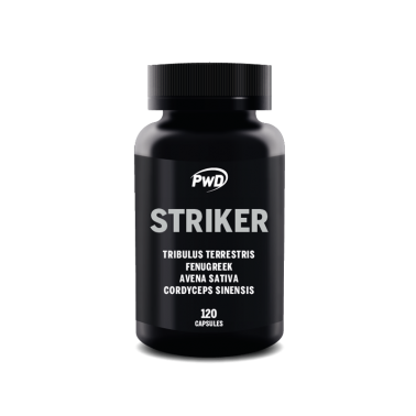 Striker PWD Nutrition, 120 cap.
