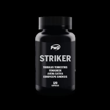 Striker PWD Nutrition, 120 cap.