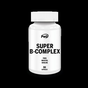 Super B-Complex PWD Nutrition, 90 cap.