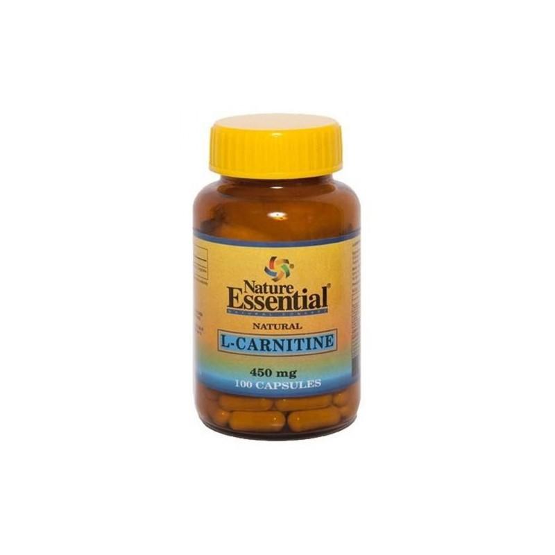 L-Carnitina 400 mg. Nature Essential