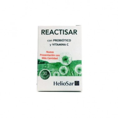 Reactisar Heliosar, 30 cap.