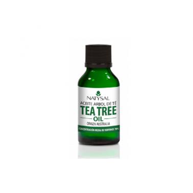 Aceite Esencial Arbol del Te Natysal, 15 ml.