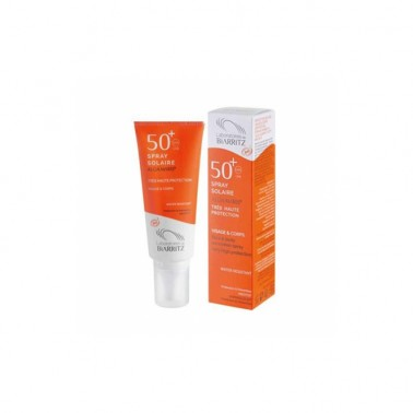 Algamaris Spray Solar cara y cuerpo SPF50 BIO, 100 ml