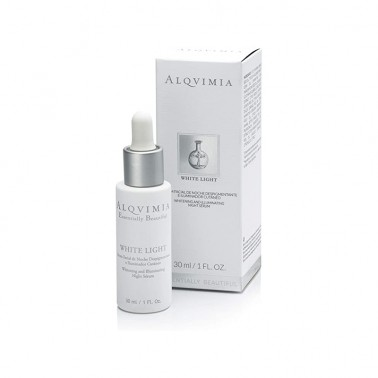 Sérum White Light Despigmentante Alqvimia, 30 ml.