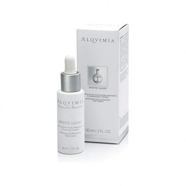 Sérum White Light Despigmentante Alqvimia, 30 ml.