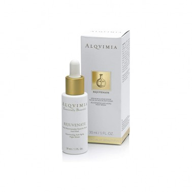 Sérum Rejuvenate Antiedad Alqvimia, 30 ml.