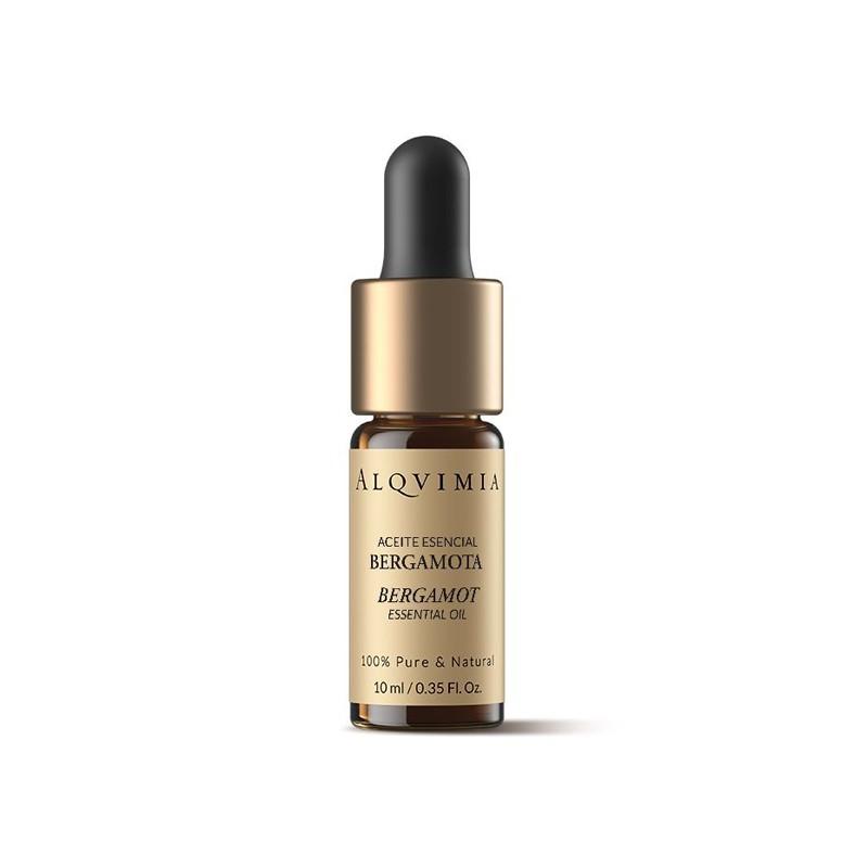 Bergamota Aceite Esencial Alqvimia, 10 ml.