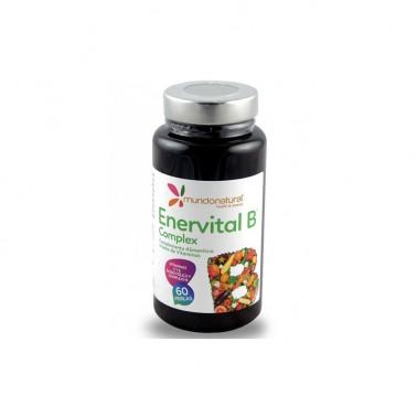 Enervital B Complex Mundo Natural, 60 perlas