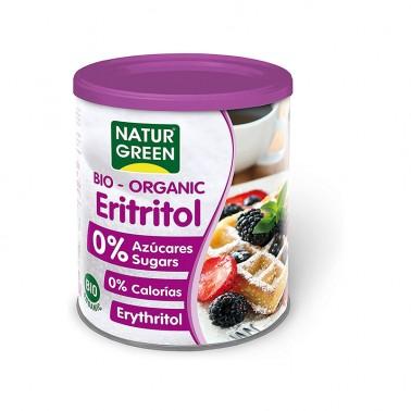 Eritritol Edulcorante NaturGreen Bio, 500 gr.