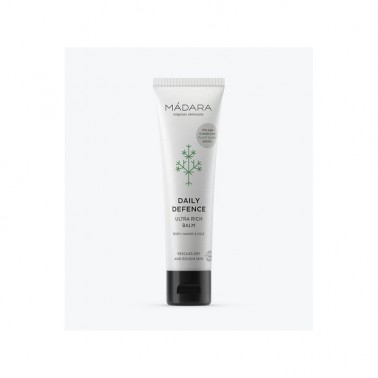 Daily Defence Ultra Rich Balm Mádara, 60 ml.