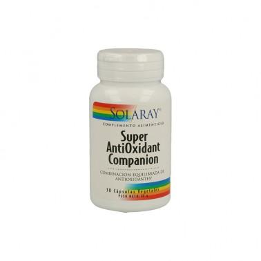 Superantioxidante Compain Solaray, 30 cap.