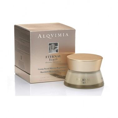Crema Facial Máxima Regeneración Alqvimia, 50 ml.