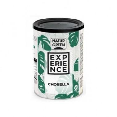 Experience Chlorella NaturGreen Bio, 165 gr.