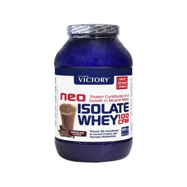 Weider Proteinas Victory Neo Isolate Choco, 900 gr.