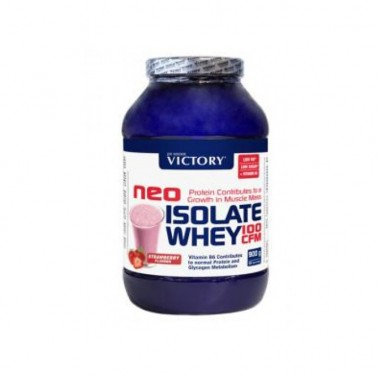 Weider Proteinas Victory Neo Isolate Fresa, 900 gr.