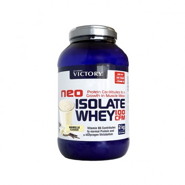 Weider Proteinas Victory Neo Isolate Vainilla, 900 gr.