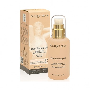 Bust Firming Oil Alqvimia, 100 ml.