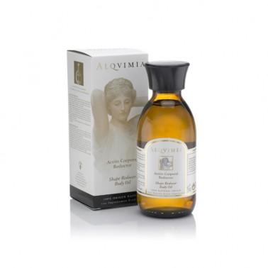 Aceite Corporal Reductor Alqvimia, 150 ml.