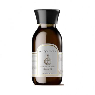 Aceite de Almendras Alqvimia, 100 ml.