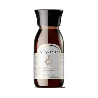 Aceite de Germen de Trigo Alqvimia, 60 ml.