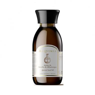 Aceite de Semillas de Albaricoque Alqvimia, 150 ml.