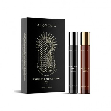 Pack Esprit de Parfum (Sensuality y Seductive) DUO Alqvimia