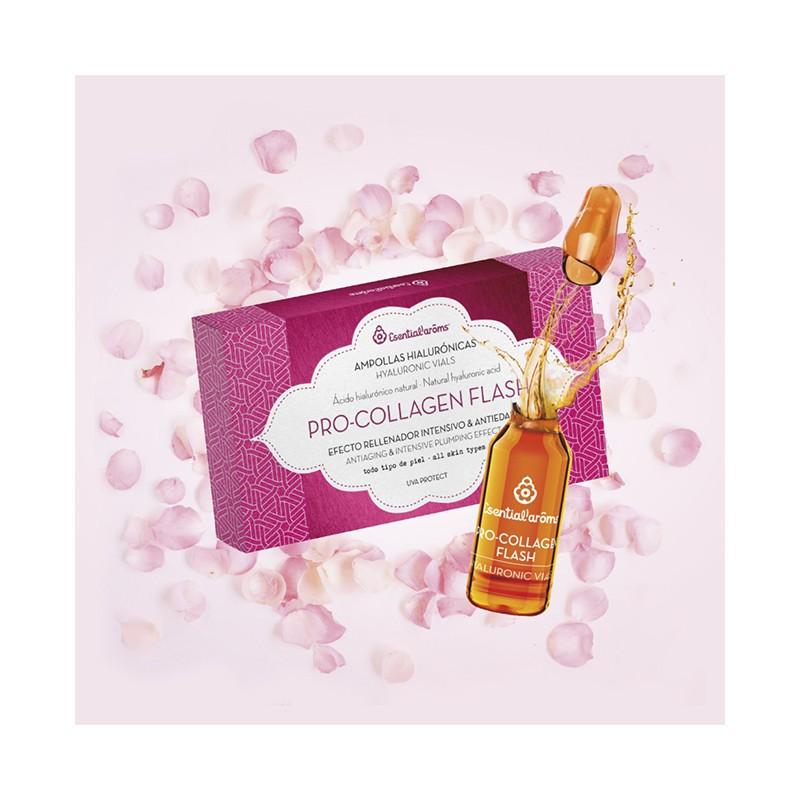 Ampollas Pro-Collagen Flash Esential Aroms, 7 amp.