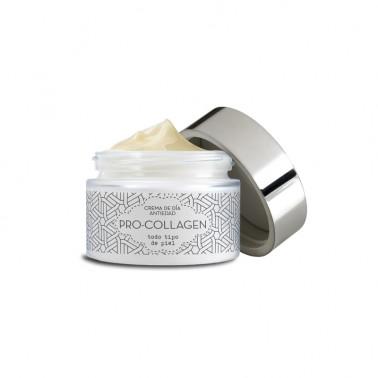 Pro-Collagen Crema de Día Antiedad Esential Aroms, 50 ml.