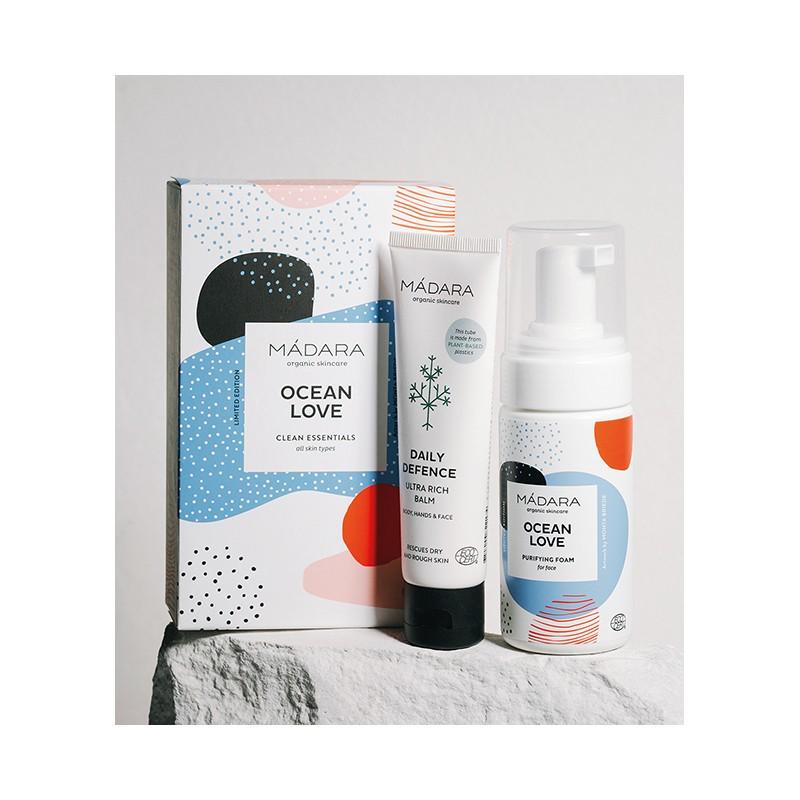 Ocean LOVE Clean Essential SET Mádara