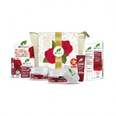 PACK REGALO Rosa de Damasco Dr. Organic