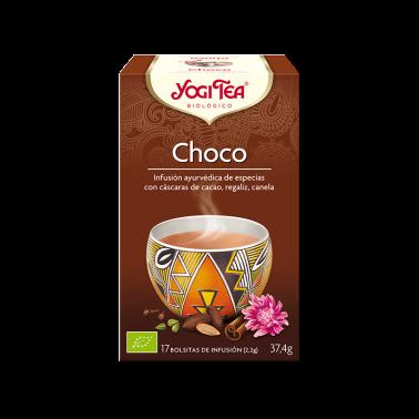 Chocolate Yogi Tea, 17 bolsitas