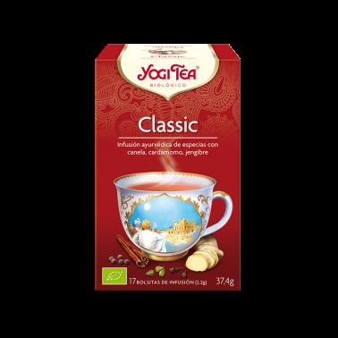 Classic Yogi Tea, 17 bolsitas