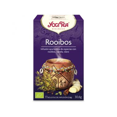 Rooibos Yogi Tea, 17 bolsitas