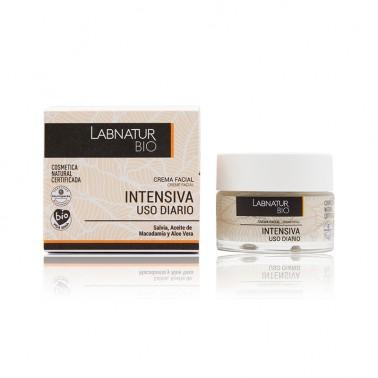 Labnatur Crema Facial Intensiva Salvia Macadamia BIO, 50 ml.