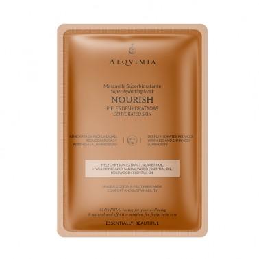 Mascarilla Essentially Beautiful Nourish Alqvimia