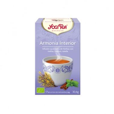 Armonia Interior Yogi Tea, 17 bolsitas