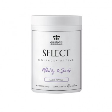 Collagen Active Select Mango Eiralabs, 300 gr.