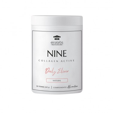 Nine Collagen Active Dairy Elixir Eiralabs, 300 gr.