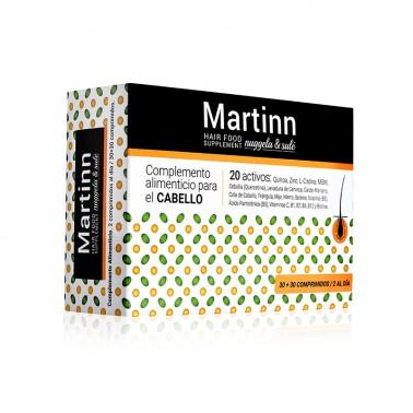 Martinn Hair Food Nuggela & Sulé, 60 comp.