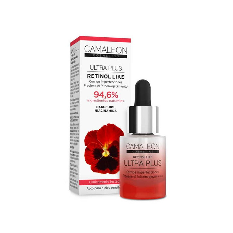 Camaleon Ultra Plus Retinol Like, 15 ml.